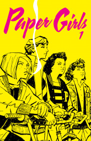 Paper Girls nº01