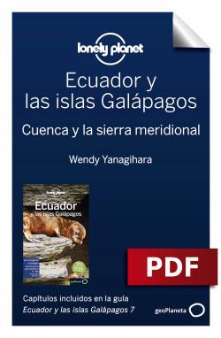 Ecuador y las islas Galápagos 7_5. Cuenca y la sierra meridional