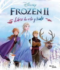 Frozen 2. Libro de arte y hielo